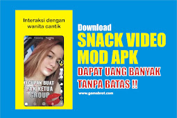Snack Video MOD Apk Dapat Uang Banyak v3.2.1.323 Unlimited Money free on android