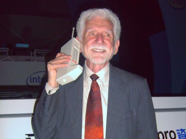 Martin Cooper Call in 1973