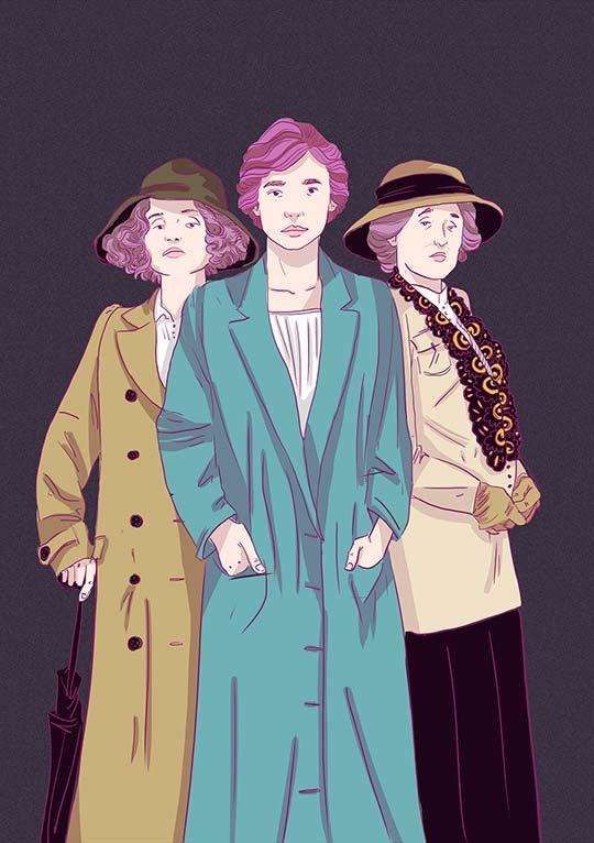 Ilustración de Carmen Páez aka Carmen Lu