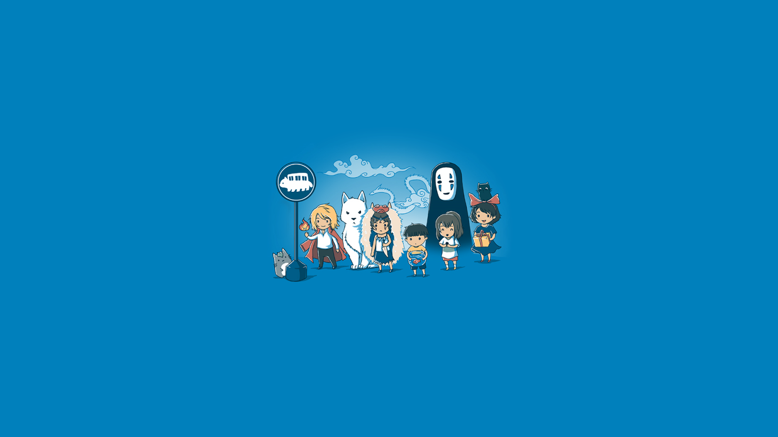 Anime Wallpapers: Studio Ghibli (Wallpaper