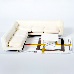 sofa accessories names exchange old for new modern mini houses kaleidoscope on sale at fab conceived of by the artist laurie simmons and architect peter wheelwright dollhouse furniture feature coolest in
