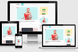 Clean Responsive Blogger Template 2018 Free Download