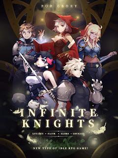 Infinite Knights - Turn-Based RPG_fitmods.com