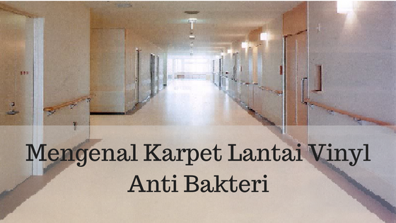 Rizka Alyna Mengenal Karpet Lantai Vinyl Anti Bakteri