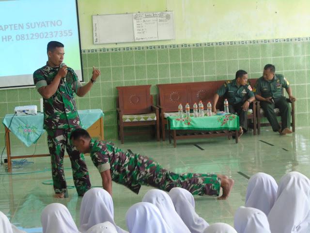 Kodim Karanganyar - Tidak Ada Zonasi Untuk Menjadi Prajurit TNI