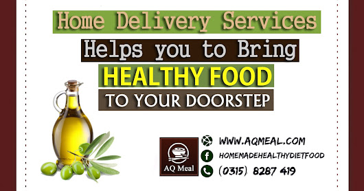 Homemade food delivery in Karachi