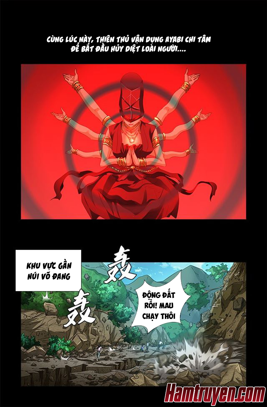 Huyết Ma Nhân Chapter 500 video - Hamtruyen.vn