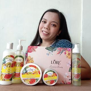 Produk spa berkualitas dari Lore bisa dihadirkan di rumah