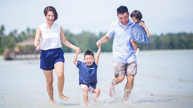 rekomendasi Liburan ke lombok Sama Pasanagn Keluarga sahabat