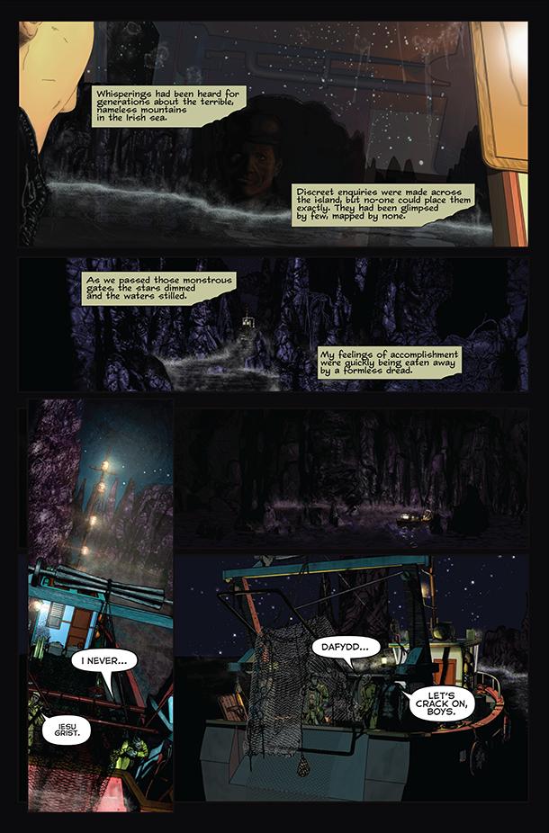 Classic Horror Comics - 6