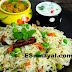 காஷ்மீர் வெஜிடபிள் புலாவ் செய்வது | Kashmir Vegetable Pulau Recipe !
