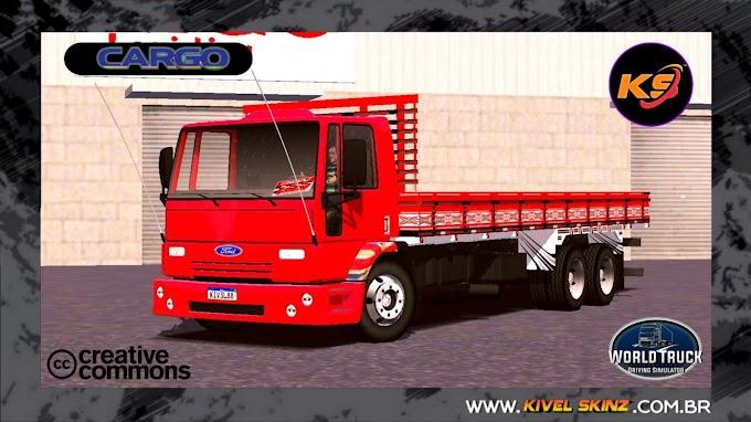 Skins World Truck Driving - Ford Cargo - Qualificado do PEZÃO