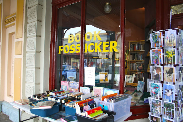 Clunes Booktown
