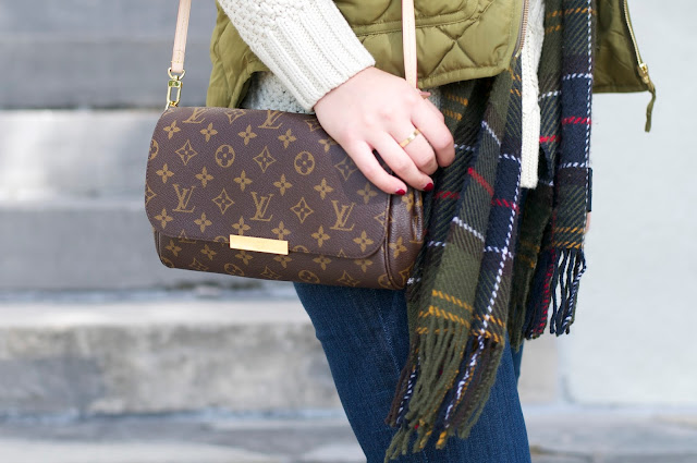 Louis Vuitton Favorite Bag