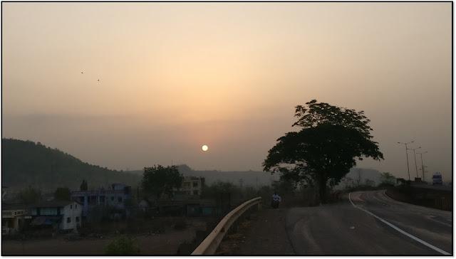 Harihar fort, nashik highway