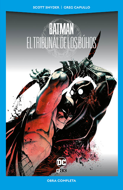 Review de Batman: El tribunal de los Búhos de Scott Snyder y Greg Capullo - ECC Ediciones