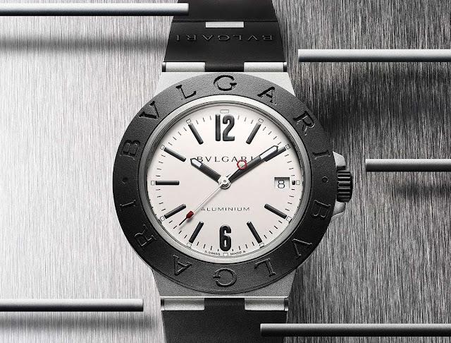 Bvlgari Aluminium ref. 103382