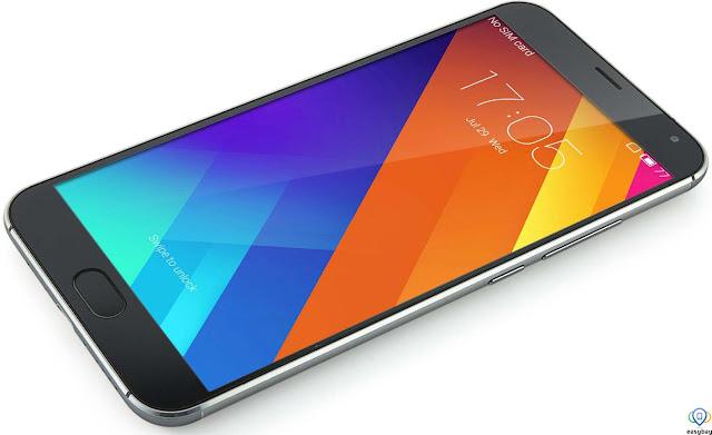 огляд китайських смартфонів: Meizu MX5 16Gb