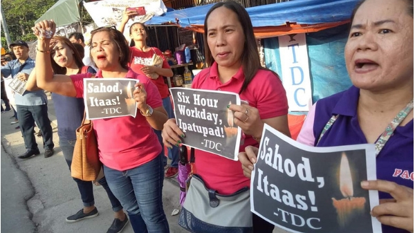 Teachers' group ready for a dialogue with Duterte over pay hike