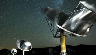 Alat Baru Pencari Alien di Luar Angkasa