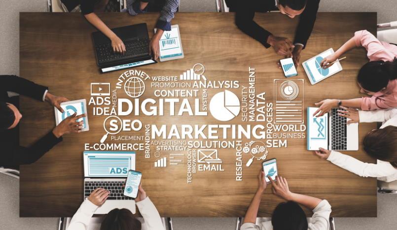 Marketing Digital licencia Adobe Stock