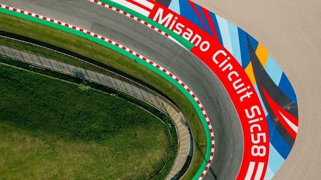 Sirkuit Misano Italia