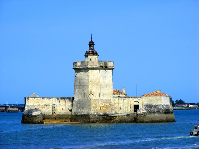 fort Louvois. Charente-maritime. France. Photo by Loire Valley Time Travel.