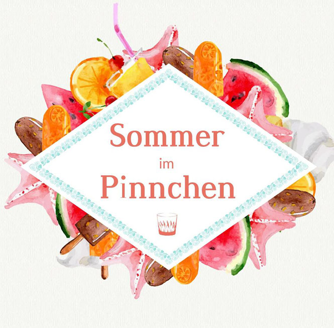 Sommer im Pinnchen | Karamell-Walnuss-Birnen-Likör {Teil 1} / Mo'Beads / Monika Thiede