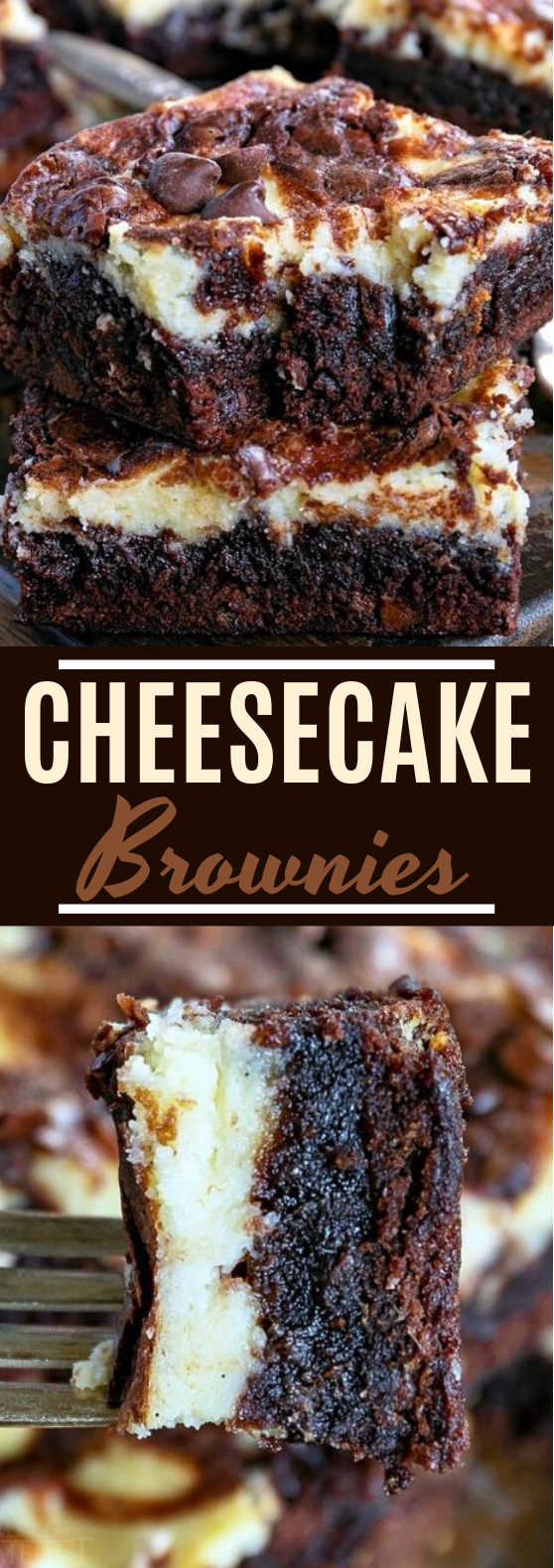 Cheesecake Brownies #cake #brownies #desserts #cheesecake #chocolate