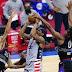 Simmons lidera a los 76ers más allá de los Wizards