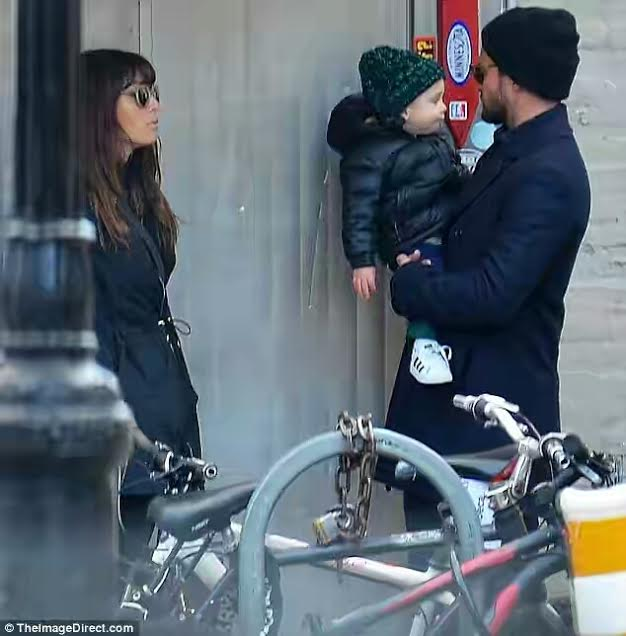 Justin Timberlake And Wife Jessica Biel Explore New York