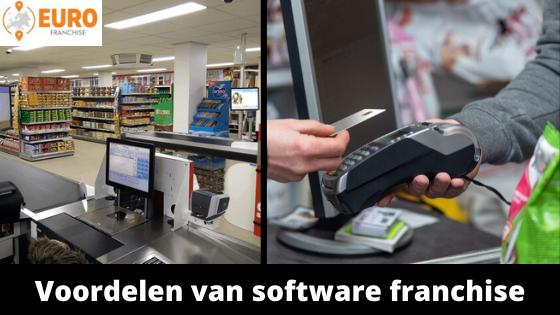 Voordelen van software franchise