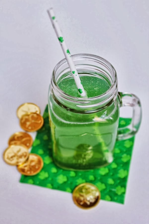 St. Patricks Day Cocktail