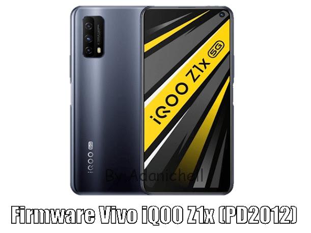 Firmware Vivo iQOO Z1x (PD2012) Free Download