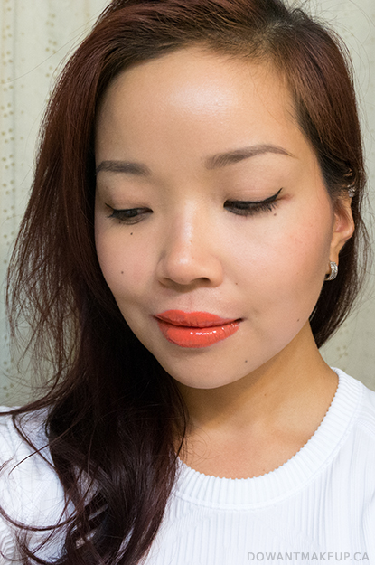 Colourpop Lippie Stix Luau swatch & review