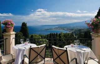 8. Grand Hotel Timeo, Taormina
