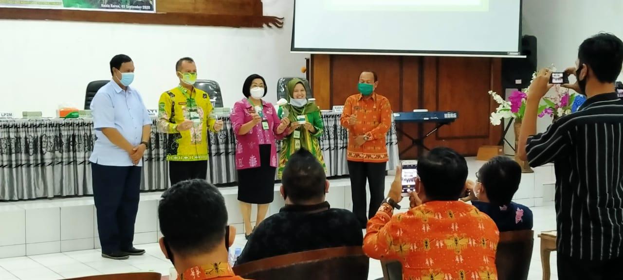 Hasil Survei Investigasi dan Calon Petani, Diexspos Pemkab Gumas