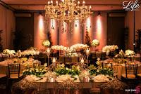 casamento casa vetro porto alegre com decoração clássica elegante sofisticada branca e prata por life eventos especiais