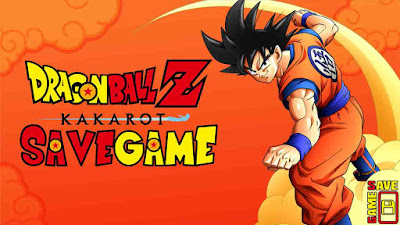 dbz kakarot save file