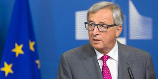 Γιούνκερ: Η Ε.Ε. θα απαντήσει αποφασιστικά στους δασμούς των ΗΠΑ