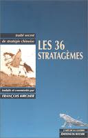 Livre Les 36 stratagèmes, par Raymond Kircher