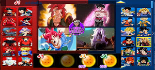 INCRÍVEL!! NEW DBZ TTT MOD ISO Full With DB, DBZ, DBS And SDBH All Characters+DOWNLOAD