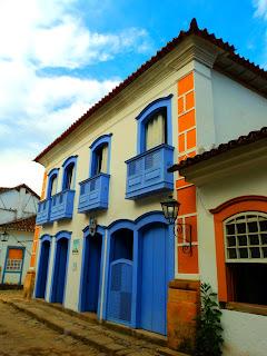 Casa de Cultura de Paraty