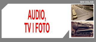 * PRODAJA AUDIO, TV, FOTO TEHNIKE SIVI OGLASI - 5.
