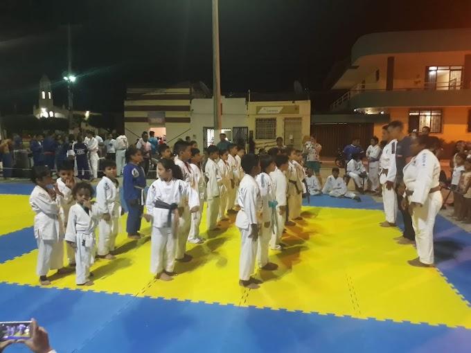 Festival IAR em Senador Sá movimenta judocas senadorsaenses e de Massapê!