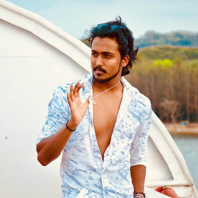 Vikram Ravichandran 5