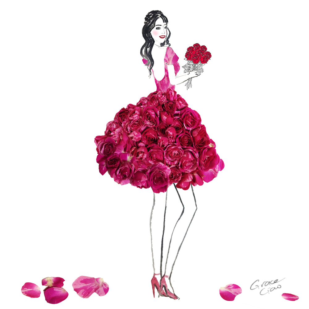 12-Garden-Of-Roses-Nature-and-Grace-Ciao-Design-and-Draw-Dresses-with-Petals-www-designstack-co