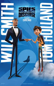| Spies In Disguise full movie download full movie