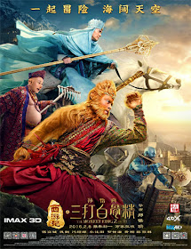 The Monkey King 2: The Legend Begins (2016) [Vose]