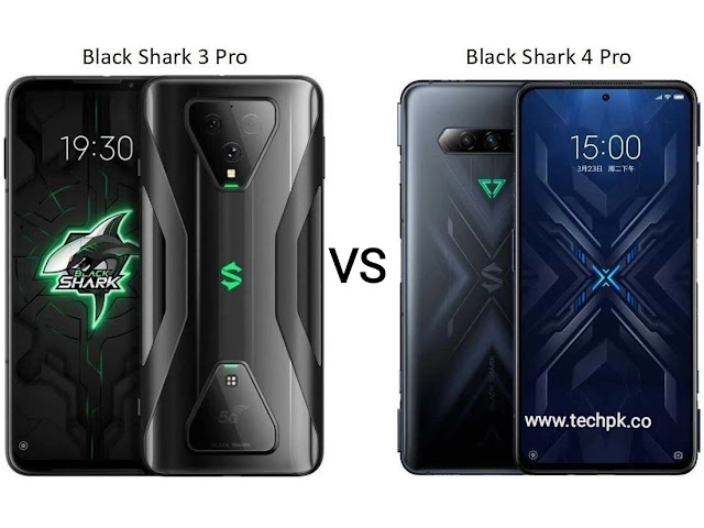 5 Differences Between Black Shark 3 Pro and Black Shark 4 Pro